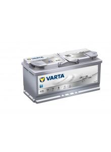Baterie auto VARTA SILVER DYNAMIC AGM H15 105Ah