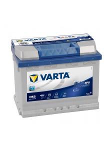 Baterie auto VARTA BLUE DYNAMIC EFB D53 60Ah