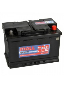 Baterie MOLL SPECIAL AGM 70Ah