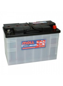 Baterie MOLL SPECIAL CLASSIC 120Ah