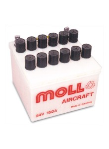 Baterie profesionala MOLL AIRCRAFT