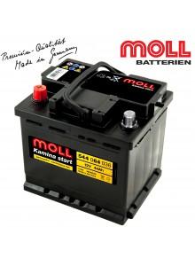 Baterie auto MOLL KAMINA START 544064036 44Ah
