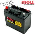 Baterie auto MOLL KAMINA START 545051030 45Ah