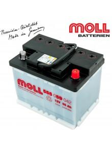 Baterie auto MOLL KAMINA START CLASSIC 544059036 44Ah
