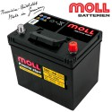 Baterie auto MOLL KAMINA START 560068039 60Ah