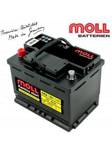 Baterie auto MOLL KAMINA START 562021048 62Ah