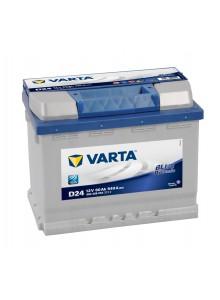 Baterie auto VARTA BLUE DYNAMIC D24 60Ah