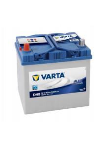 Baterie auto VARTA BLUE DYNAMIC D48 60Ah