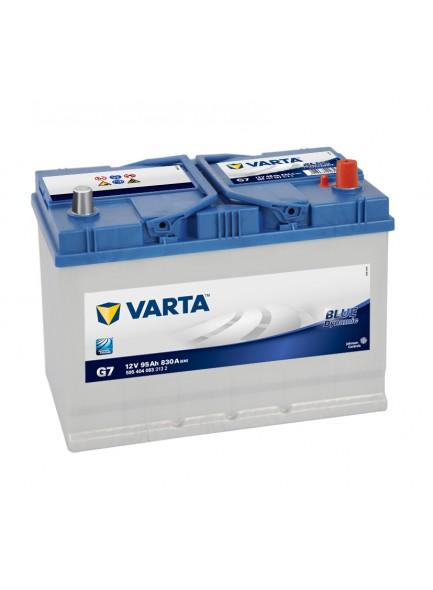 Baterie auto VARTA BLUE DYNAMIC G7 95Ah