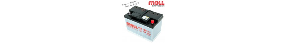 Baterii auto MOLL Kamina Start Classic