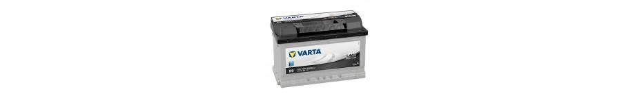Baterii auto VARTA Black Dynamic